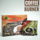 Grains de café brésiliens instantanés pour amincir le café pour amaigriser la perte de poids du ventre