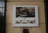 écran LCD Ulra-Mince de l'ascenseur 22+7-Inch, annonçant le joueur, Signage de Digitals