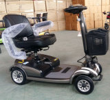 4 movilidad eléctrica del asiento de la vespa 2 de la rueda con el motor 12V/38ah*2
