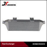 Hoge Intercooler van het Aluminium van de Staaf Efficiecny en van de Plaat Auto