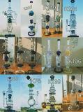 Hersteller Adustable Bienenwabe-Rollenkugelbirdcage-Dusche-Tabak-rauchendes Wasser-Glasrohr