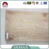 Anti plancher de PVC de glissade de cuisine d'OEM de type européen décoratif de modèle
