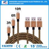 Оптовая продажа цены по прейскуранту завода-изготовителя для кабеля USB iPhone