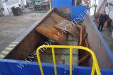 Venta caliente de embalaje de la máquina del esquileo de acero del desecho