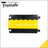 Protetor de borracha do protetor do cabo de 5 canaletas/cabo do tráfego (S-1135)