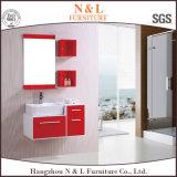 Gabinete de banheiro moderno do PVC do estilo de N&L
