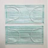Het beschikbare Niet-geweven 3ply Chirurgische Masker van het Gezicht voor het Ziekenhuis met Earloop
