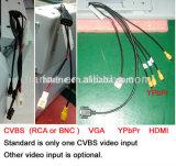 """18.5 """" telhado fixo monitores montados da tevê do barramento do monitor do diodo emissor de luz"""