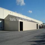 전 제조 판매를 위한 공장에 의하여 구성되는 강철 구조물 작업장