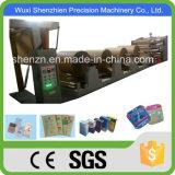 Sgs-vollautomatischer Papierstandardbeutel, der Maschinen-Preis bildet