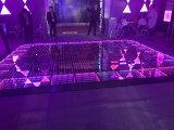 저가 디스코 결혼식 점화를 위한 점화된 LED 댄스 플로워