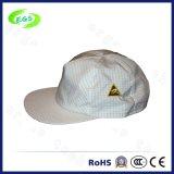 정전기 방지 ESD 청정실 모자 반대로 정체되는 모자 일 모자 제조자