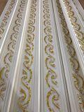 جديدة تصميم نوع ذهب خطّ محيطيّ مجمل [8.5كم] عرض [بو] إفريز [موولد] لأنّ سقف [دكر.]