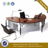 Spitzen- und klassische Art-polierender Direktionsbüro-Schreibtisch (NS-NW991)