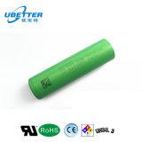 リチウム電池のセル再充電可能で高い排出のレート力電池18650 26650