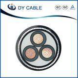 PVC/XLPE isoliert mit Nennenergien-Kabel der spannungs-0.6/1kv