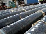 액체를 위한 Anti-Corrosion 나선형 강관