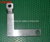 CNC de la alta precisión que trabaja a máquina el hardware inoxidable plateado de la pieza de automóvil de Chromating de las piezas