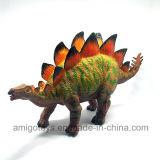 dinosaur de PVC de plastique de 40cm pour l'amusement et la décoration