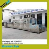 Esterilizador industrial del acero inoxidable del alimento de la microonda