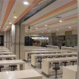 (SP-CS369) Vector y silla fijos de la cafetería de la cantina de la escuela comercial de la fábrica