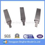 Pieza que trabaja a máquina modificada para requisitos particulares del CNC de la alta calidad para el molde del conector