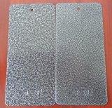 Capa antigua del polvo de la textura de la capa del polvo