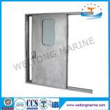 Puerta deslizante hermética marina para el alojamiento rueda