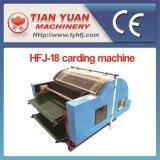 Machine à carder en fibre de polyester (HFJ-18)