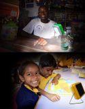 Свет чтения зеленой энергии портативный малый солнечный СИД