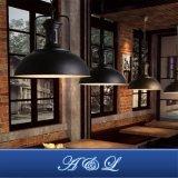 Luminária pendente industrial design atraente para sala de jantar