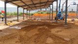 Здание сарая фермы стальной структуры