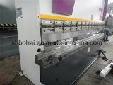Freio de aço quente da imprensa do metal de folha da venda de Wd67y 300ton/5000