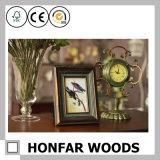 Art en bois rustique de cadre de tableau de cadre pour le décor de bureau