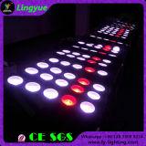 5 indicatore luminoso di effetto dei paraocchi della tabella delle teste 30W 3in1 LED