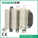 Contator 3p AC-3 380V da C.A. de Raixin Cjx2-F800
