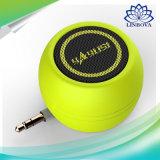 Портативный миниый диктор USB с стерео и цветастой конструкцией