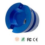 Части CNC точного алюминия Китая подвергая механической обработке с анодировать цвета
