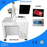Tischplattenlaser-Markierungs-Laser-Radierungs-Maschine für Verkauf