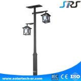 La lumière solaire de lanterne de jardin en métal peut économiser beaucoup d'énergie qui conçoivent accorder la caractéristique chinoise