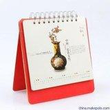 Печатание календара стола сразу фабрики профессиональное изготовленный на заказ