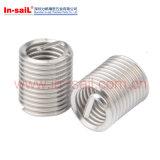 Inserções de linha de bobina para alumínio