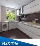 weiße Leather-Look rustikale Fliese des Fußboden-600X600