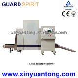 scanner de bagages de rayon X de 80*65cm pour la grande inspection de garantie de colis