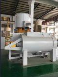 PP/PE/PVC/WPC. Mezclador horizontal Unint del tubo