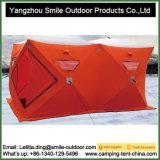 Acampa portable Pesca de hielo impermeable al aire libre crece la tienda