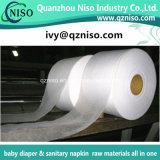 Гидрофильная Non сплетенная ткань для Newborn делать пеленки
