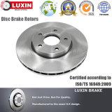 ISO/Ts 16949の証明されたディスクブレーキの回転子の自動車部品