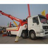 Camion di Wrecker resistente caldo di vendita 8X4 HOWO