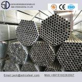 Pre-Galvanizado em volta da tubulação de aço de carbono para materiais de construção